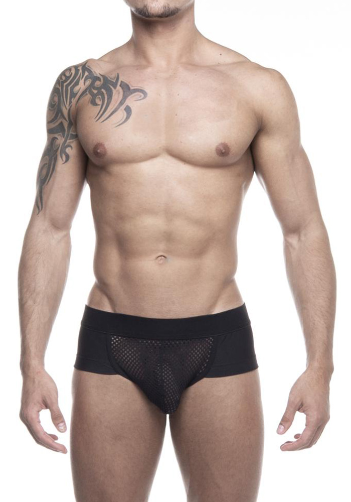 BOXER NAKED BLACK